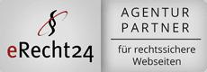 Agenturpartner für rechtssichere Webseiten Logo